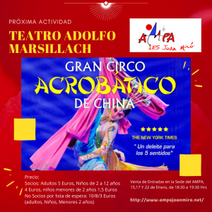 Gran Circo Acrobatico de China