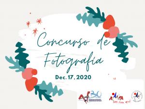 Concurso Fotografico 2020 Gracias a los participantes!!